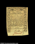 Colonial Notes:Rhode Island, Rhode Island May 1786 3s Choice New. The margins are ...