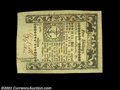 Colonial Notes:Rhode Island, Rhode Island May 1786 5s Very Choice New. The paper is ...