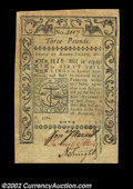 Colonial Notes:Rhode Island, Rhode Island May 1786 L3 Choice About New. Well margined ...