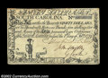 Colonial Notes:South Carolina, South Carolina February 8, 1779 $90 Choice About New. This ...