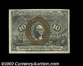 Fractional Currency:Second Issue, Fr. 1246 10c Second Issue Gem New. This note from the ...