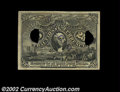 Fractional Currency:Second Issue, 25c Fractional Experimental Gem New. A lovely example of ...