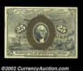Fractional Currency:Second Issue, Fr. 1288 25c Second Issue Choice New. Purchased as a 1287 ...