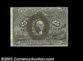 Fractional Currency:Second Issue, Fr. 1289 25c Second Issue About New. The centering is a ...