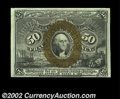 Fractional Currency:Second Issue, Fr. 1317 50c Second Issue Very Choice New. A good looking ...