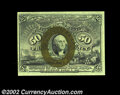 Fractional Currency:Second Issue, Fr. 1318 50c Second Issue Very Choice New. If the left ...