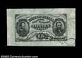 Fractional Currency:Third Issue, Fr. 1274SP 15c Third Issue Wide Margin Face Choice New. A ...