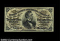 Fractional Currency:Third Issue, Fr. 1292 25c Third Issue Very Choice New. The top margin ...