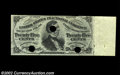 Fractional Currency:Third Issue, 25c Third Issue Fessenden Experimental Gem New. This major ...