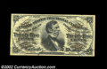 Fractional Currency:Third Issue, Fr. 1295 25c Third Issue. Two pieces, one grading About ...