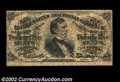 Fractional Currency:Third Issue, Fr. 1298 25c Third Issue Inverted Back Engraving Very Fine....