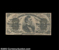 Fractional Currency:Third Issue, Fr. 1300 25c Third Issue About New. This 1300 from the ...