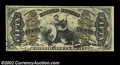 Fractional Currency:Third Issue, Fr. 1356 50c Third Issue Justice Gem New. A gorgeous hand-...