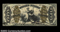 Fractional Currency:Third Issue, Fr. 1356 50c Third Issue Justice Choice New. The margins ...