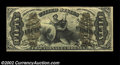 Fractional Currency:Third Issue, Fr. 1361 50c Third Issue Justice Very Choice New. The face ...