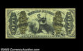 "Fractional Currency:Third Issue, Fr. 1363 50c Third Issue Justice Extremely Fine. This ""1"" ..."