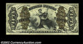 Fractional Currency:Third Issue, Fr. 1368 50c Third Issue Justice Choice New. But for side ...