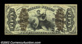 Fractional Currency:Third Issue, Fr. 1369 50c Third Issue Justice About New. Walter Herget ...