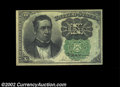 Fractional Currency:Fifth Issue, Fr. 1264 10c Fifth Issue Very Choice New. A near-Gem ...