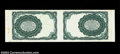 Fractional Currency:Fifth Issue, 10c Fifth Issue Tete-Beche Horizontal Back Pair Very Choice ...