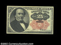 Fractional Currency:Fifth Issue, Fr. 1308 25c Fifth Issue Gem New. A beautiful example of ...