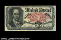 Fractional Currency:Fifth Issue, Fr. 1381 50c Fifth Issue Superb Gem New. By far the most ...