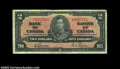 Canadian Currency: , Canadian 1937 Group Lot.