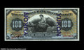 Canadian Currency: , Toronto, ON- The Canadian Bank of Commerce $100 May 2, ...