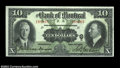 Canadian Currency: , Montreal, P.Q.- Bank of Montreal $10 Jan. 2, 1931 Ch. 505-...