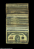 Canadian Currency: , Miscellaneous Group Lot of Canadian Currency.