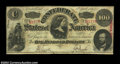 Confederate Notes:1863 Issues, T56 $100 1863. A very nice Lucy Pickens note. Choice ...