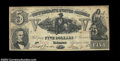 Confederate Notes:Group Lots, Three CSA Types.