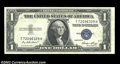 Error Notes:Inverted Reverses, Fr. 1614 $1 1935E Silver Certificate. Gem Crisp Uncirculated....