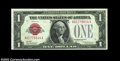 Small Size:Legal Tender Notes, Fr. 1500 $1 1928 Legal Tender. Choice Crisp Uncirculated. ...