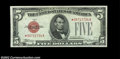 Small Size:Legal Tender Notes, Fr. 1528* $5 1928C Legal Tender. About Uncirculated.