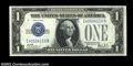 Small Size:Silver Certificates, Fr. 1602/Fr. 1604 $1 1928B/1928D Silver Certificates. ...