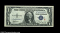 """Small Size:Silver Certificates, Fr. 1609/Fr. 1610 $1 1935A """"R"""" & """"S"""" Silver Certificates. ..."""