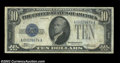 Small Size:Silver Certificates, Fr. 1700 1933 $10 Silver Certificate. Very Fine.