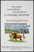 """Movie Posters:Adventure, Napolean and Samantha (Buena Vista, 1972). One Sheet (27"""" X 41"""")and Lobby Card Set of 9 (11"""" X 14""""). Family/Adventure. Star...(Total: 10 Items)"""