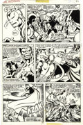 Original Comic Art:Panel Pages, John Byrne and Pablo Marcos - Avengers #165, page 23 Original Art(Marvel, 1977). ...