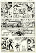 Original Comic Art:Panel Pages, John Byrne and Terry Austin - X-Men #121, page 14 Original Art(Marvel, 1979). ...