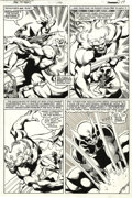 Original Comic Art:Panel Pages, John Byrne and Terry Austin - X-Men #140, page 17 Original Art(Marvel, 1980). ...