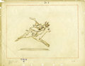 "Animation Art:Production Drawing, ""Snow White and the Seven Dwarfs"" Animation Production DrawingOriginal Art (Disney, 1937). ... (Total: 0)"