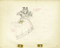 "Animation Art:Production Drawing, ""The Big Bad Wolf"" Animation Production Drawing Original Art, Group of 2 (Disney, 1934).... (Total: 2)"