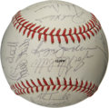 Autographs:Baseballs, 1984 AL All-Star Team Signed Baseball. Twenty-two members of the1984 American League All-Star team appear on this official...