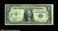 Small Size:World War II Emergency Notes, Fr. 2300 $1 1935A Hawaii Silver Certificate. About ...