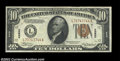 Small Size:World War II Emergency Notes, Fr. 2303 $10 1934A Hawaii Federal Reserve Note. Gem Crisp ...