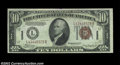 Small Size:World War II Emergency Notes, Fr. 2303 $10 1934A Hawaii Federal Reserve Note. Choice Crisp ...