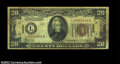Small Size:World War II Emergency Notes, Fr. 2305 $20 1934A Hawaii Federal Reserve Note. Late ...