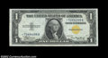 Small Size:World War II Emergency Notes, Fr. 2306* $1 1935A North Africa Silver Certificate. Gem ...